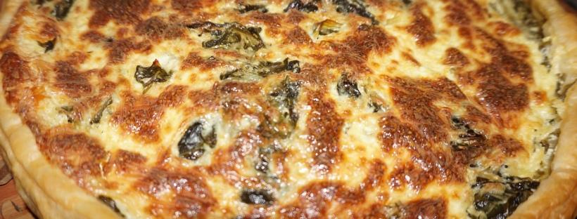 tarte feuilles blettes