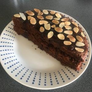 gateau chocolat maïzena 2