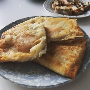 Bricks fromage œuf