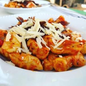 gnocchis sauce tomates