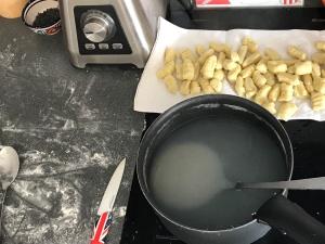 gnocchis maison