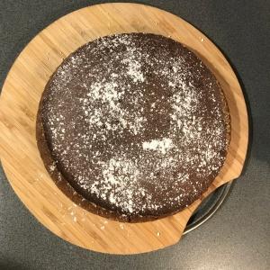 Gâteau chocolat healthy 1