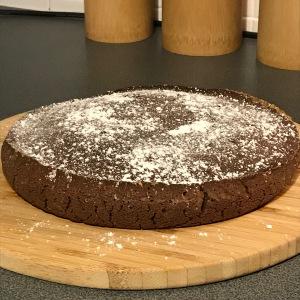 Gâteau chocolat healthy 2