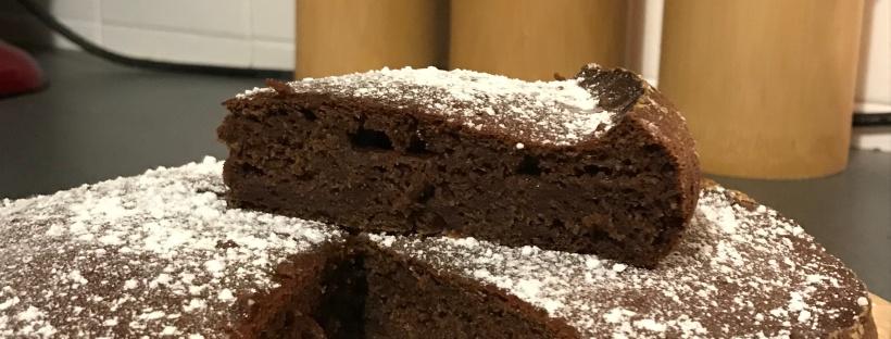 Gâteau chocolat healthy 3