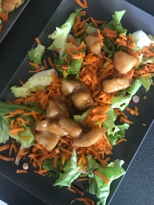poulet frit Tao chinois
