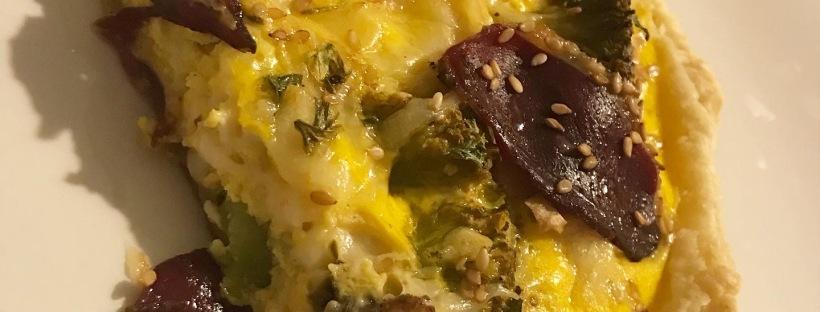 tarte brocoli